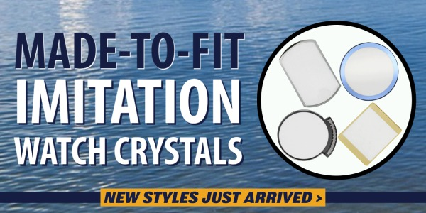 Imitation Made To Fit Brand Name Watch Crystals