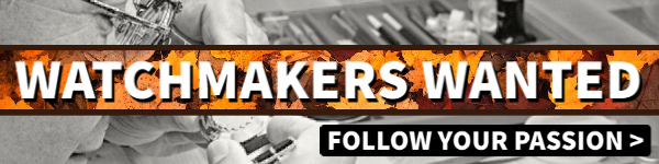 Watchmaker Jobs Follow Your Passion Today