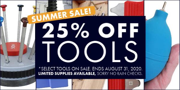 Enjoy 25% OFF Tools & Supplies -