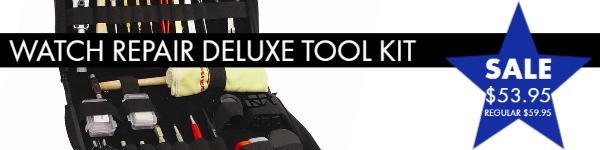 Plus, Deluxe Tool Kit SALE!