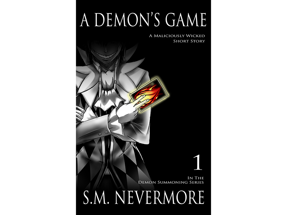 A Demon's Game - S. M. Nevermore
