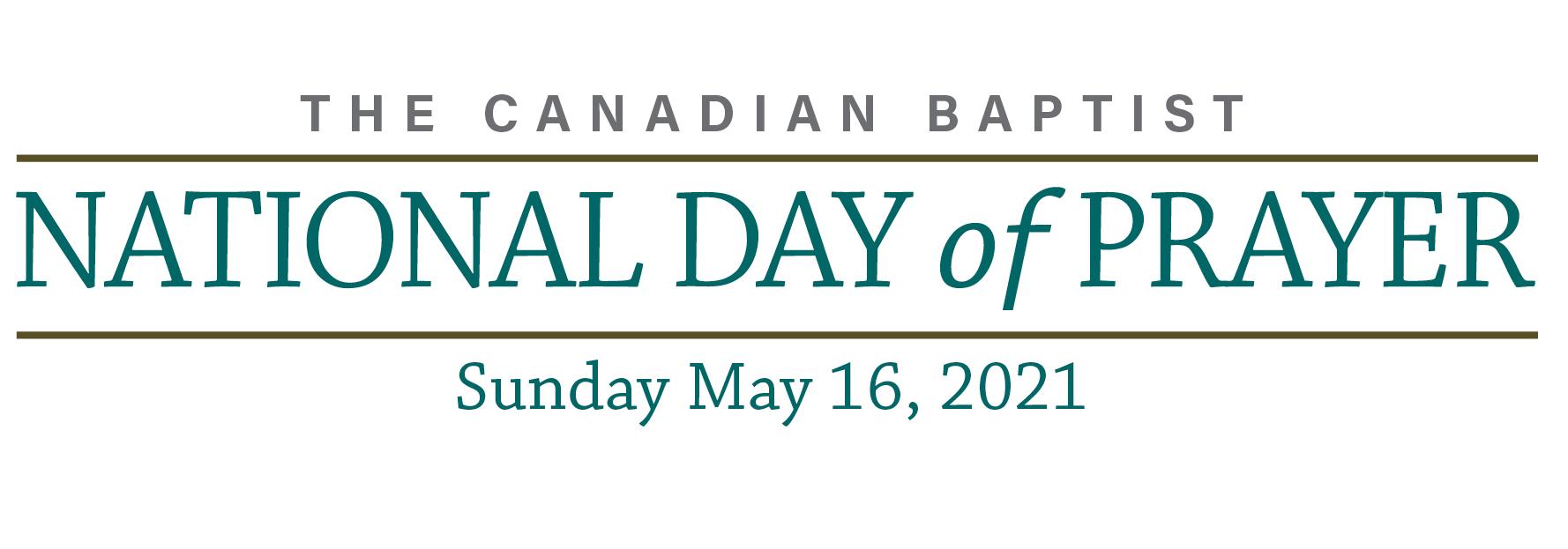 National Day of Prayer Logo