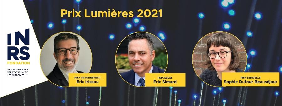 Bannière Prix Lumières 2021