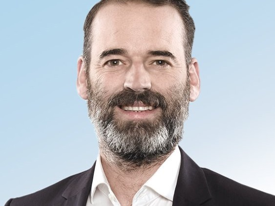 M. Olivier Joyal, VP exécutif national, Sciences de la Terre et Environnement, WSP