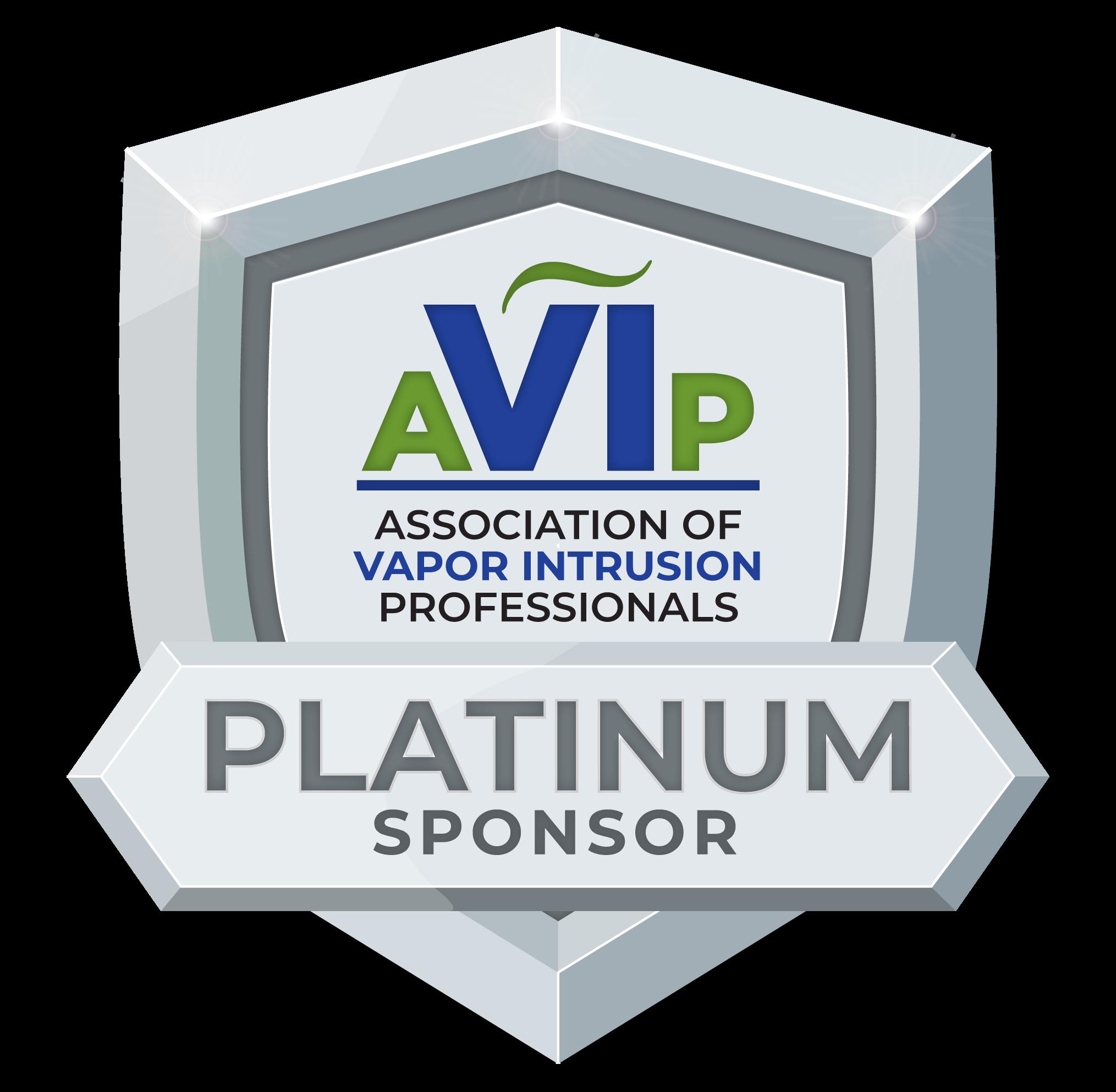 Annual Platinum Sponsors for AVIP
