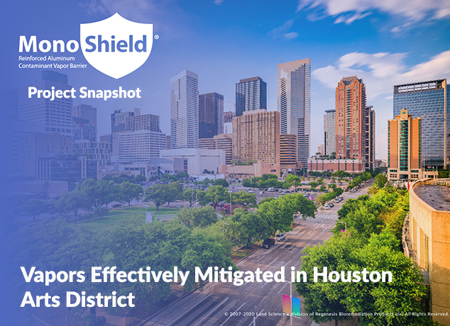 Vapors Effectively Mitigated in Houston Arts District