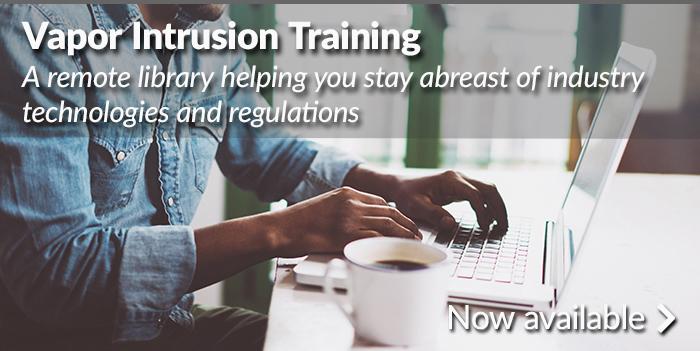 Vapor Intrusion Training