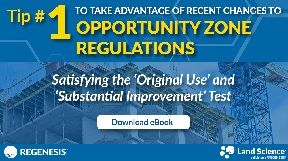 Recent Changes to Opportunity Zone Regulations