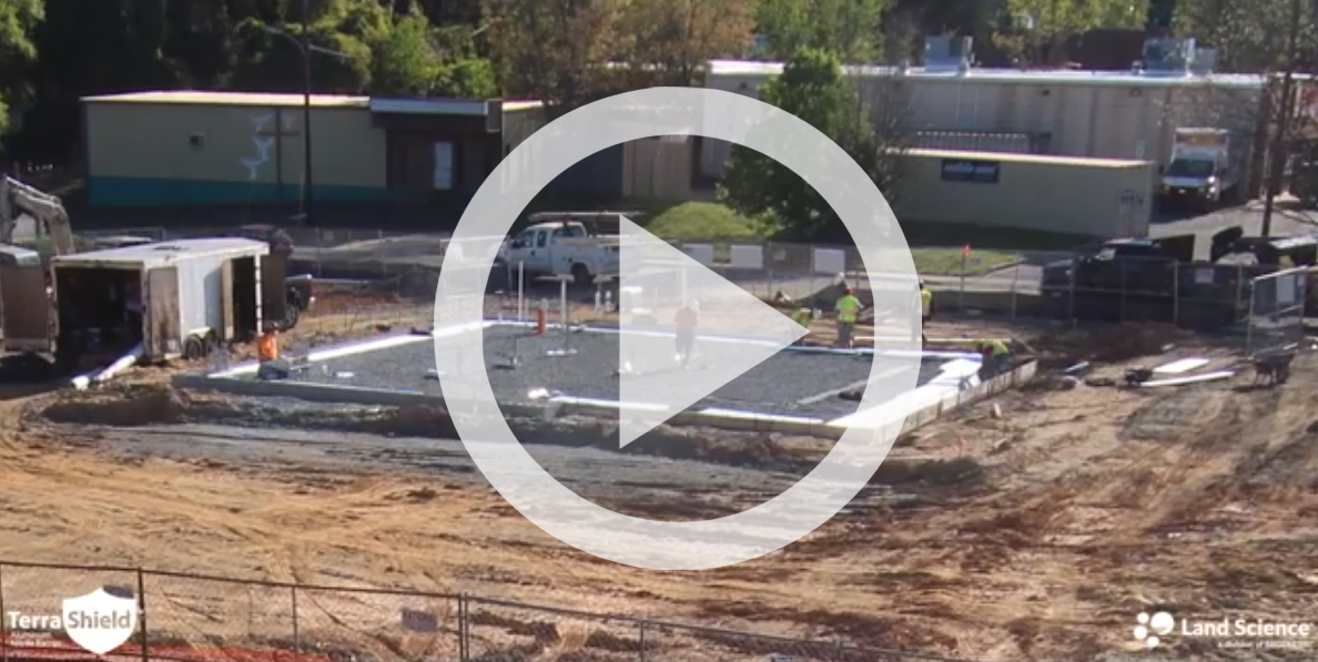 Time-Lapse Video of Industry-Leading Vapor Barrier TerraShield Installation
