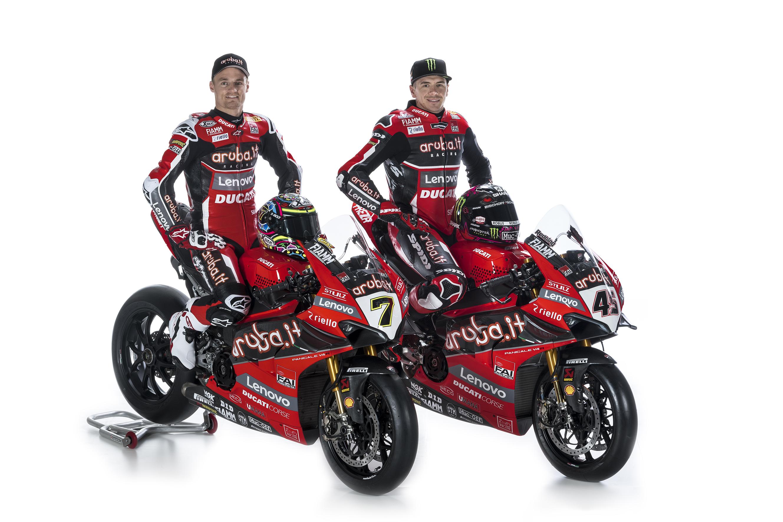 team Aruba.it racing