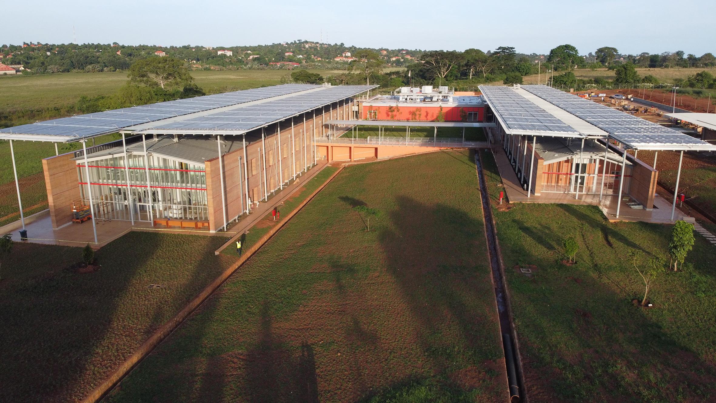Ospedale di emergency in uganda