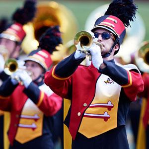 umd band members performing