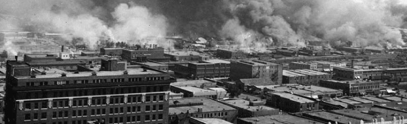 Tulsa Massacre Blog Post Feature Image