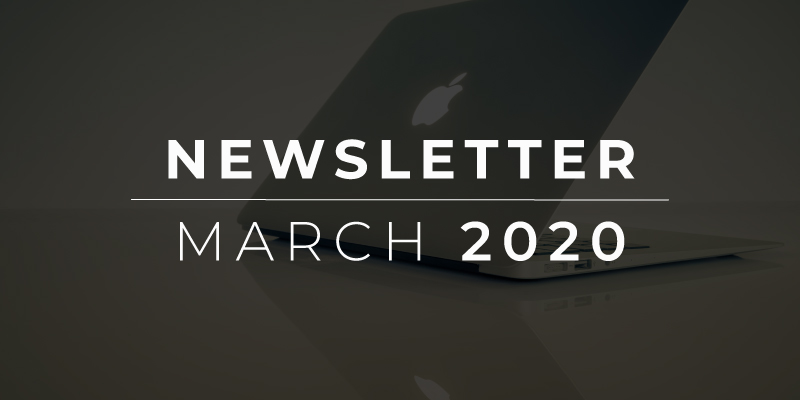 March Newsletter Feature Image