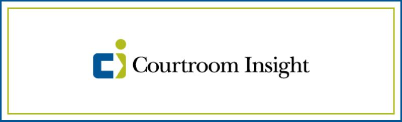 Courtroom Insight Logo