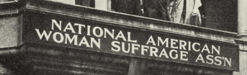 Women's Suffrage Blog