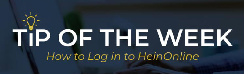 Tip of the Week Feature Image
