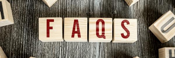 FAQS in Wood Blocks -  Google's Core Web Vitals