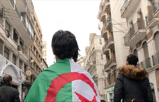 NARDJES A. - Partenariat avec le Festival du Film Franco-Arabe @ Le Trianon