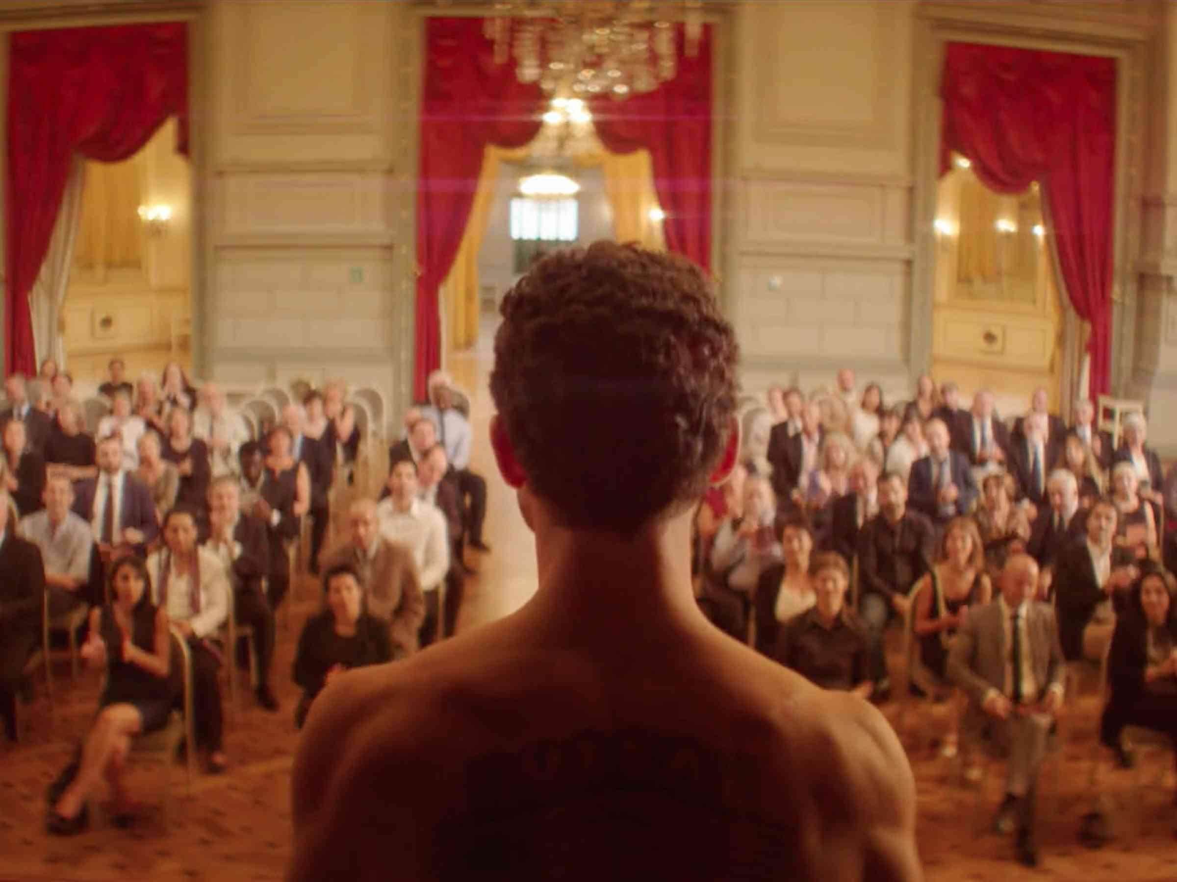 L'HOMME QUI A VENDU SA PEAU - Partenariat avec le Festival du Film Franco-Arabe @ Le Trianon