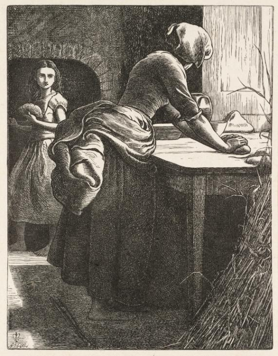 Millais Parable of the Leaven