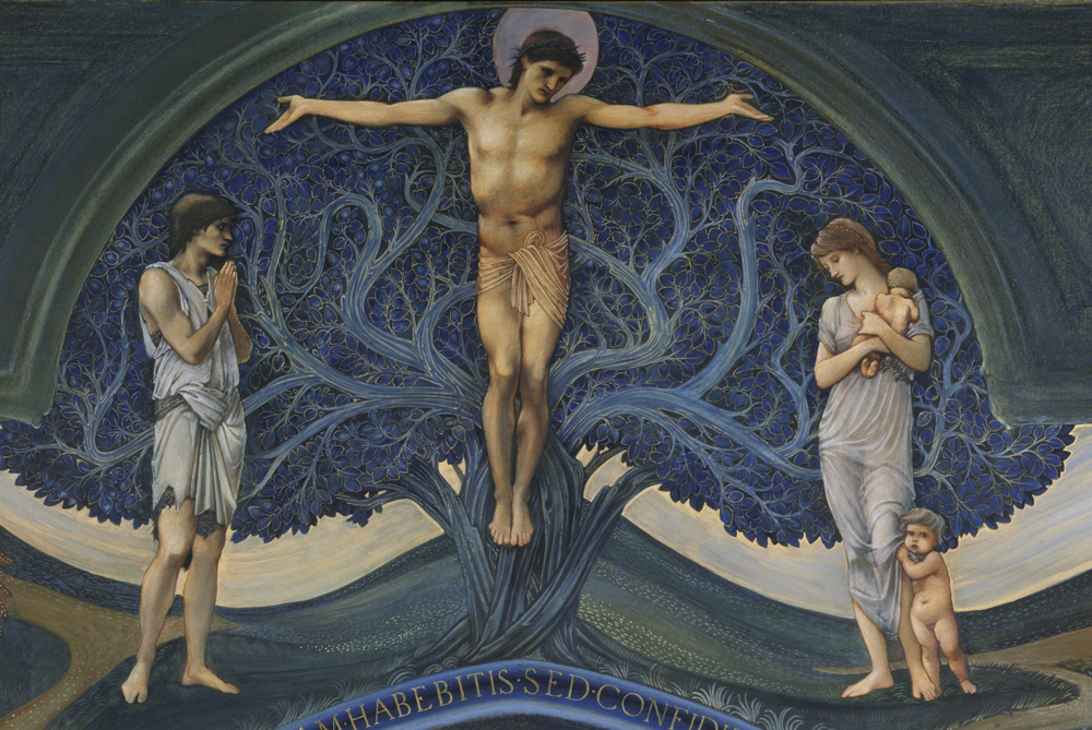 Burne-Jones, Tree of Life