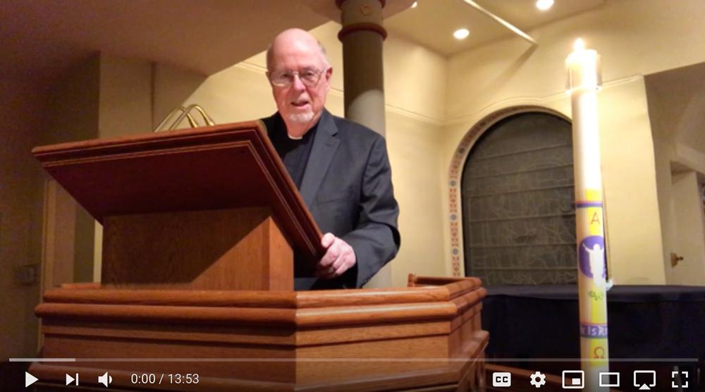 Canon Gordon Sermon