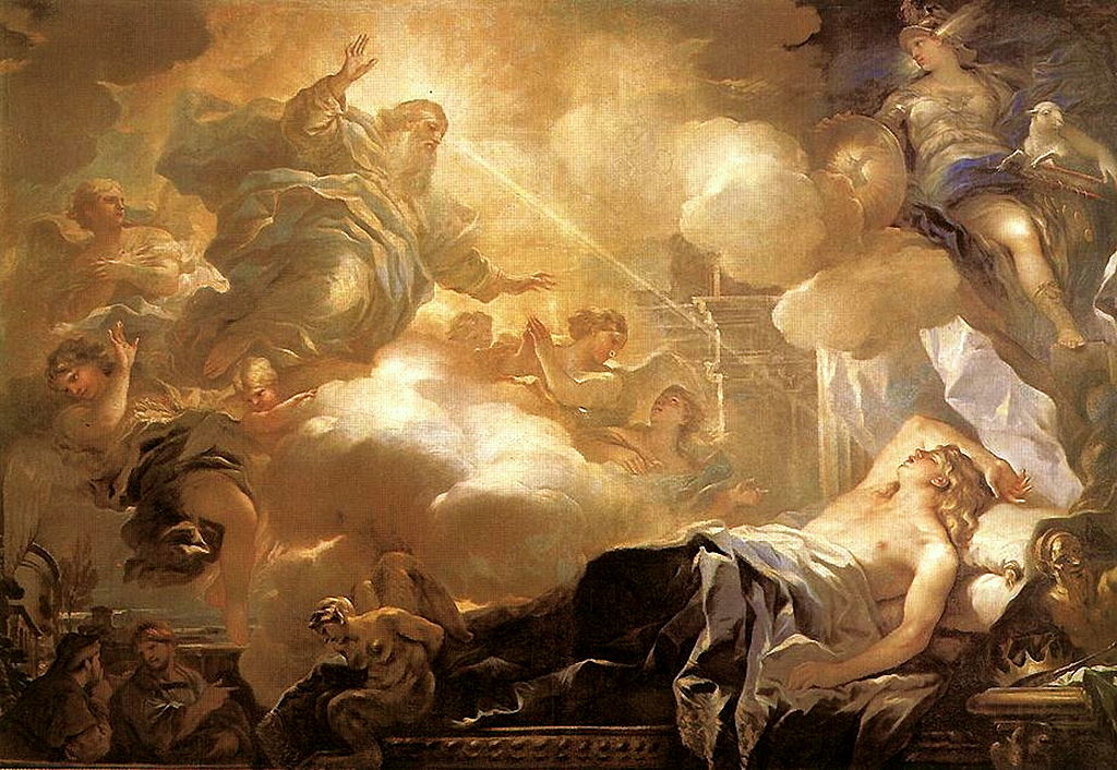 Giordano Dream of Solomon