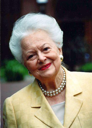 Olivia de Havilland 2000