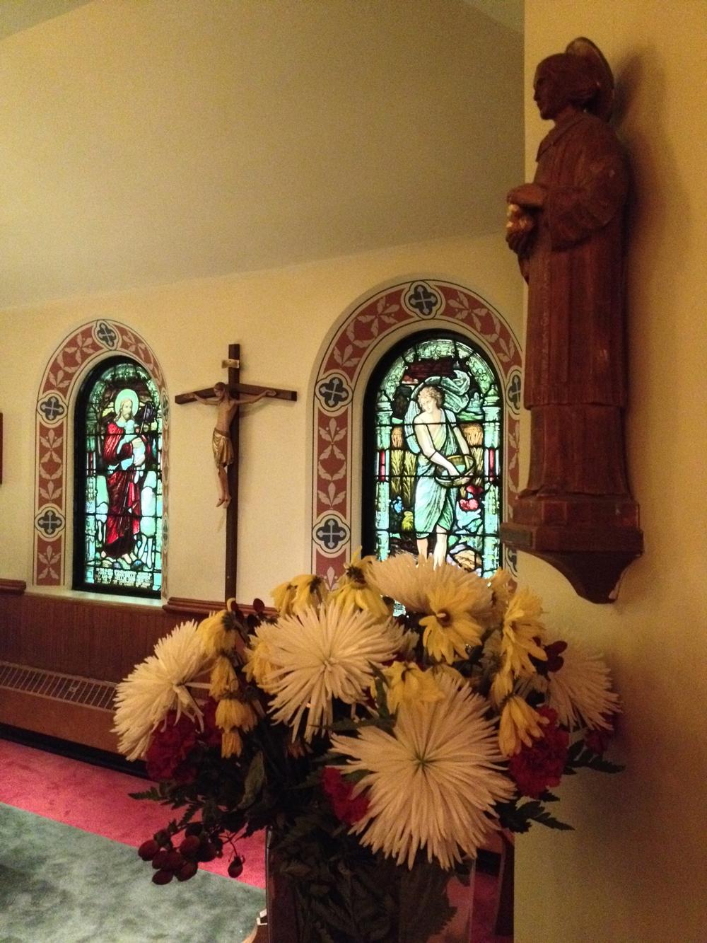 Saint Stephen Statue and Chapel