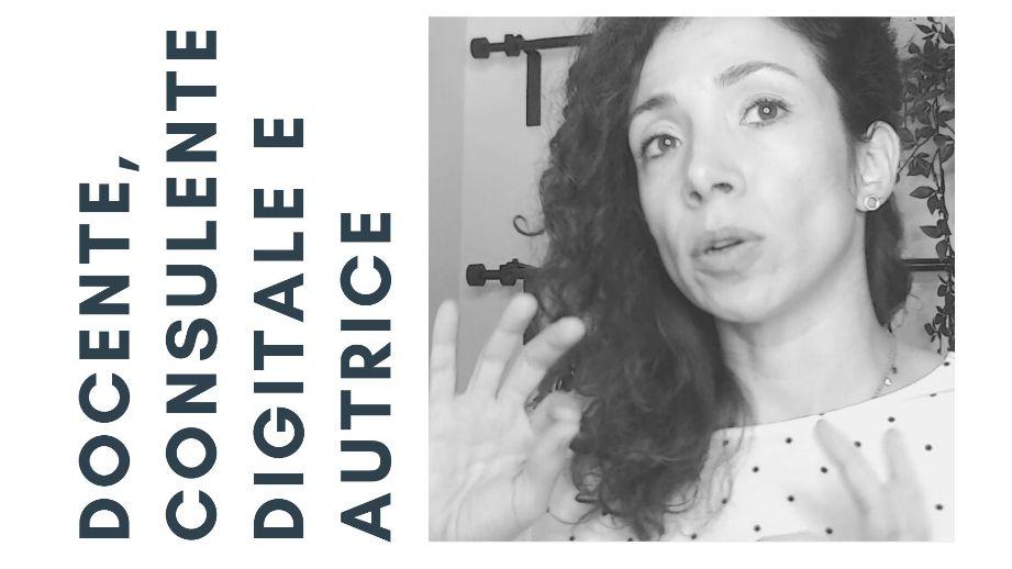 Maura Cannaviello, docente, consulente digitale e autrice