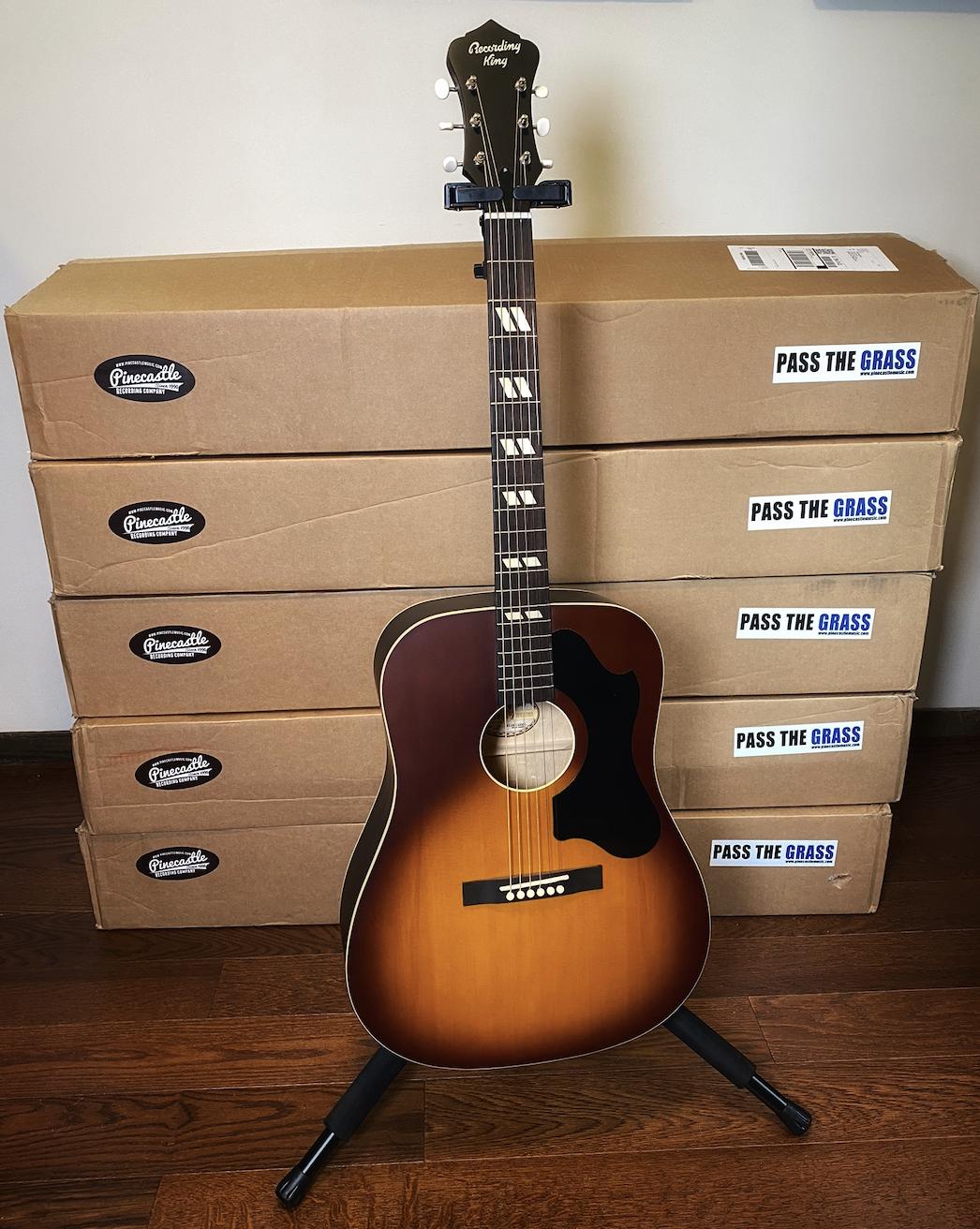 Guitar King Guitars