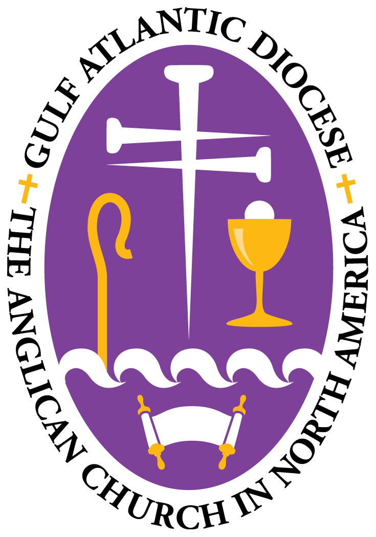 The Seal of the Gulf Atlantic Diocese