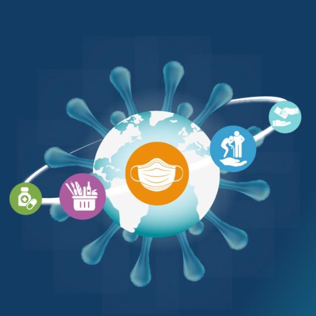 World Post Day 2020 logo