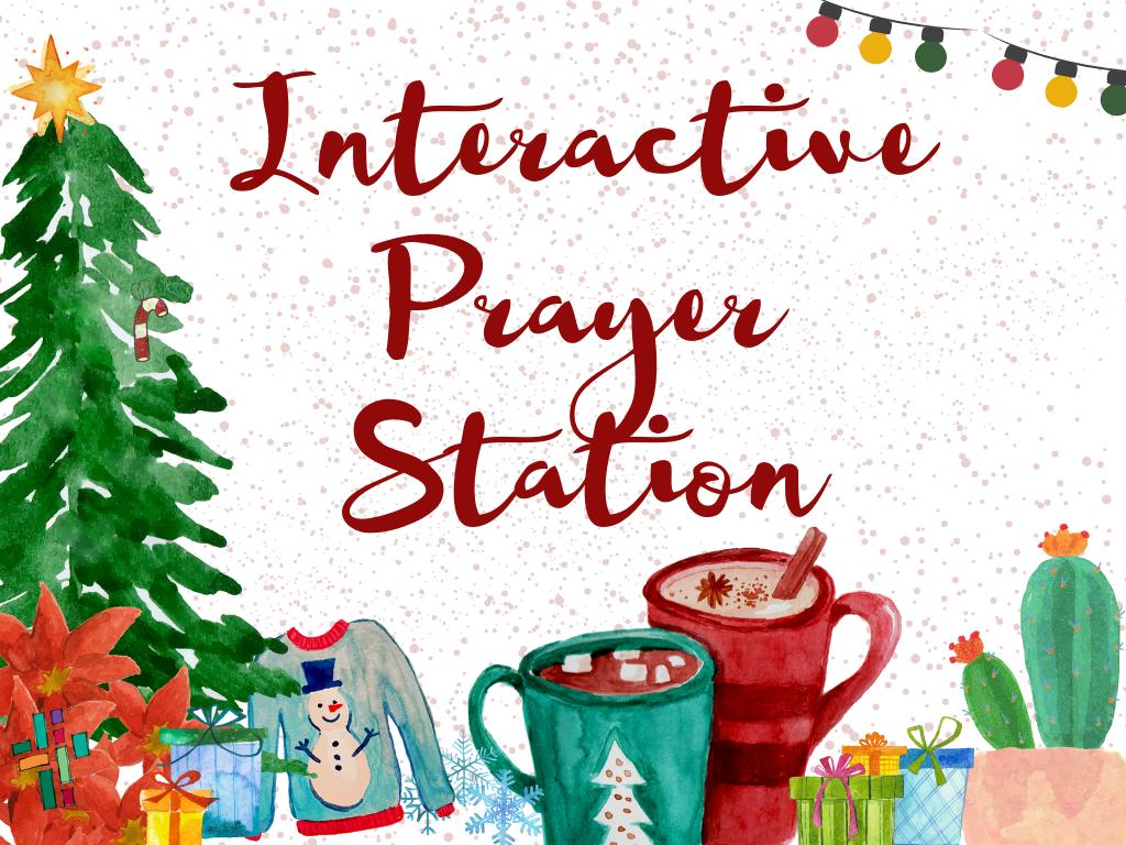 Interactive prayer