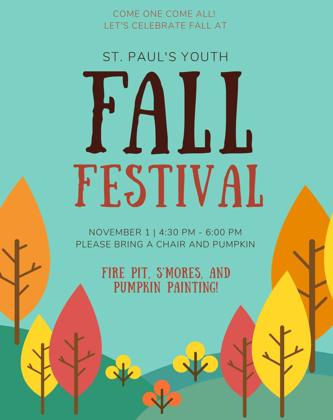 youth fall fest