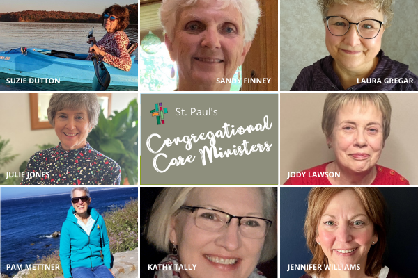 Congregational Care Ministers