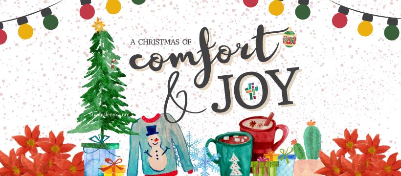 A Christmas of Comfort & Joy