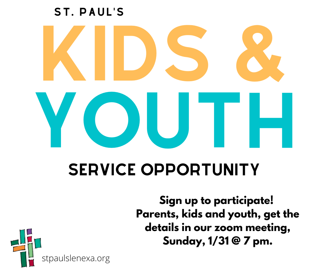 Kids & Youth Service