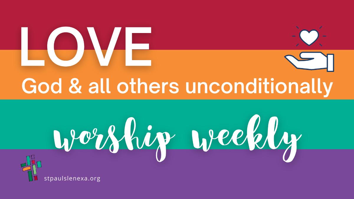 Worship this week