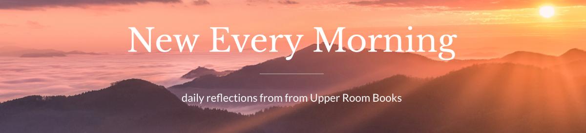 Upper Room devotionals