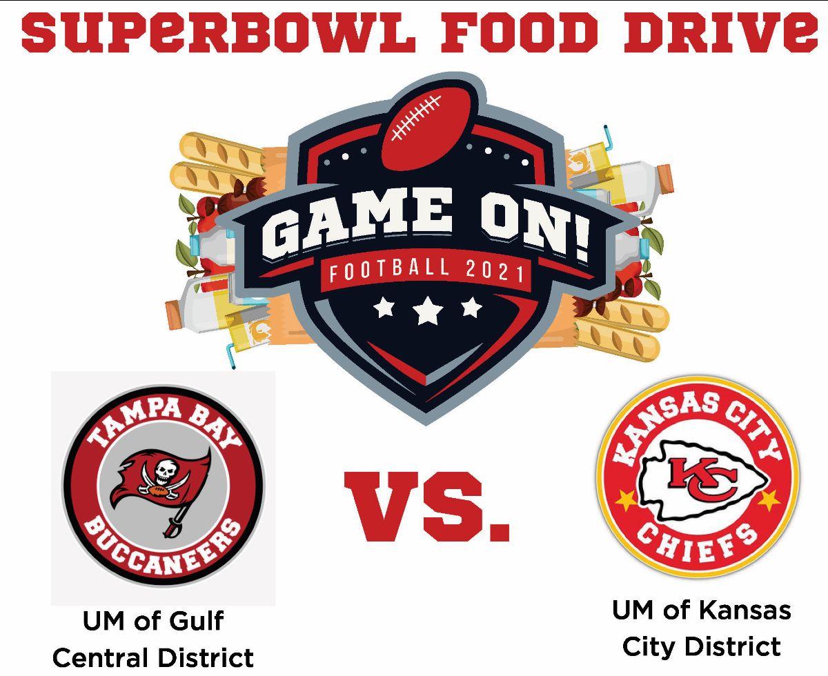 Super Bowl Food Drive