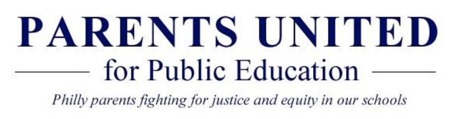 Parents United for Public Education