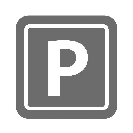 Indoor parking symbol