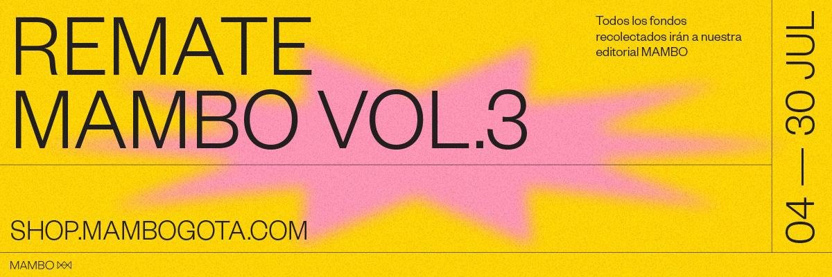 #RemateMAMBO en línea | 3era. edición.