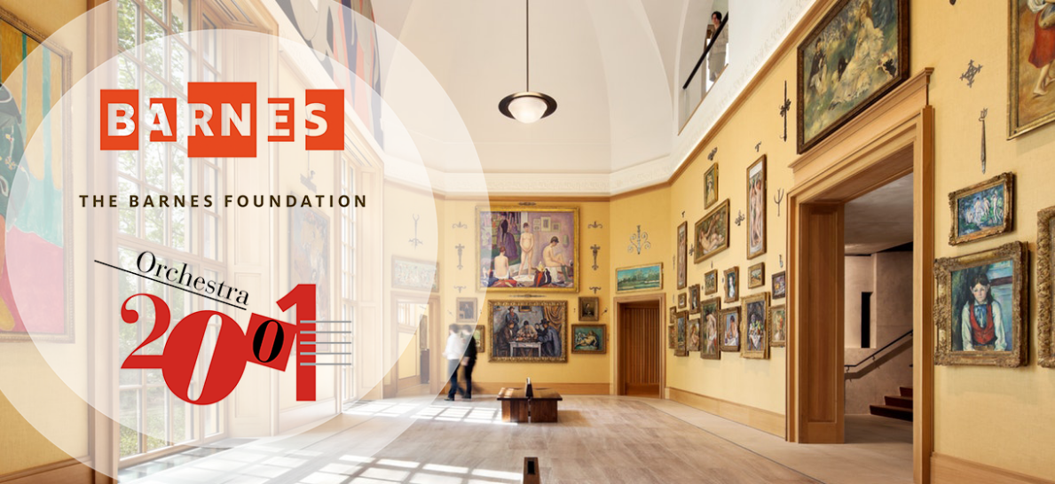 Barnes Foundation gallery image
