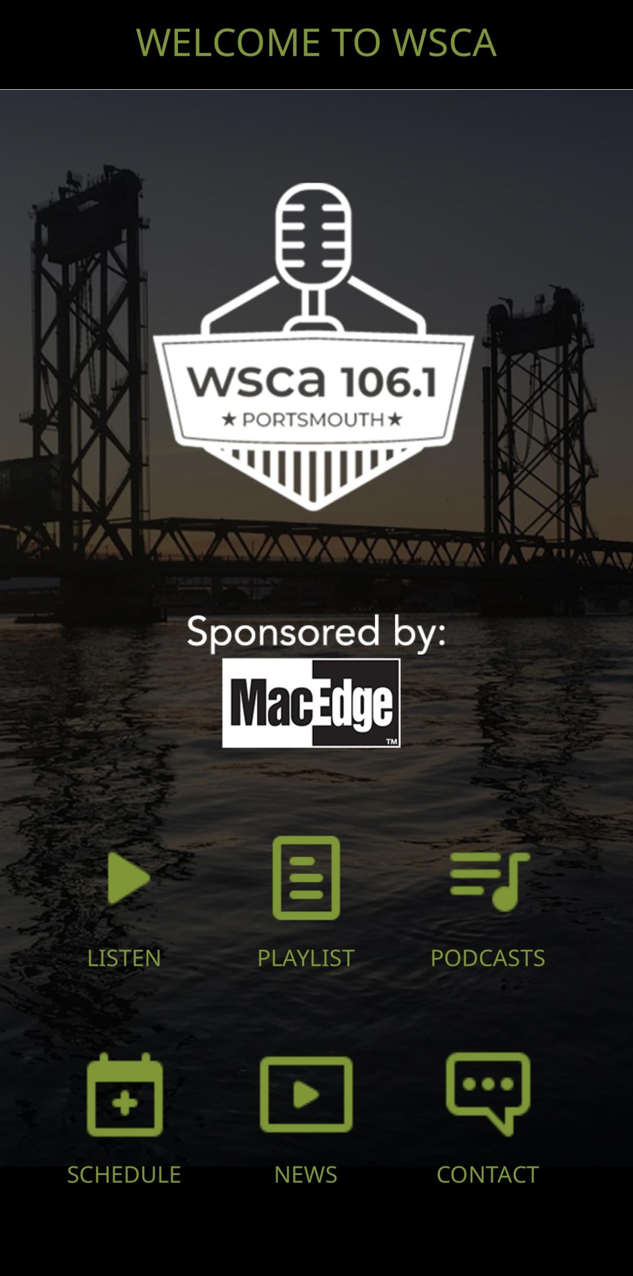 WSCA Mobile App