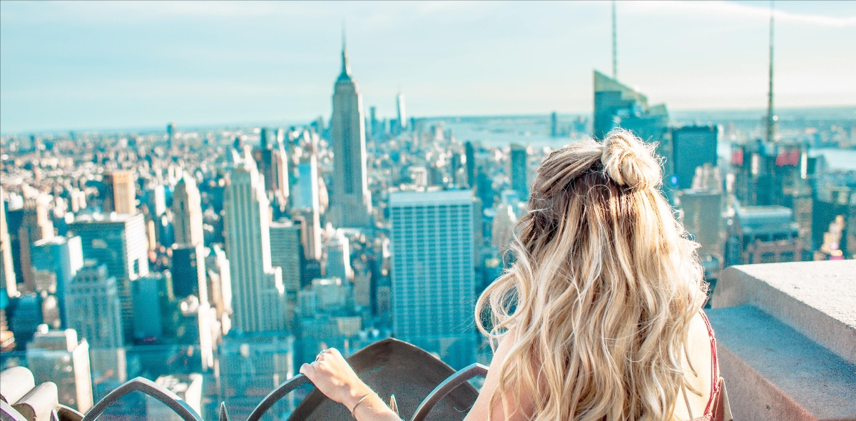The top city: New York