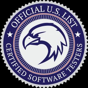 Official U.S. Testing List Logo