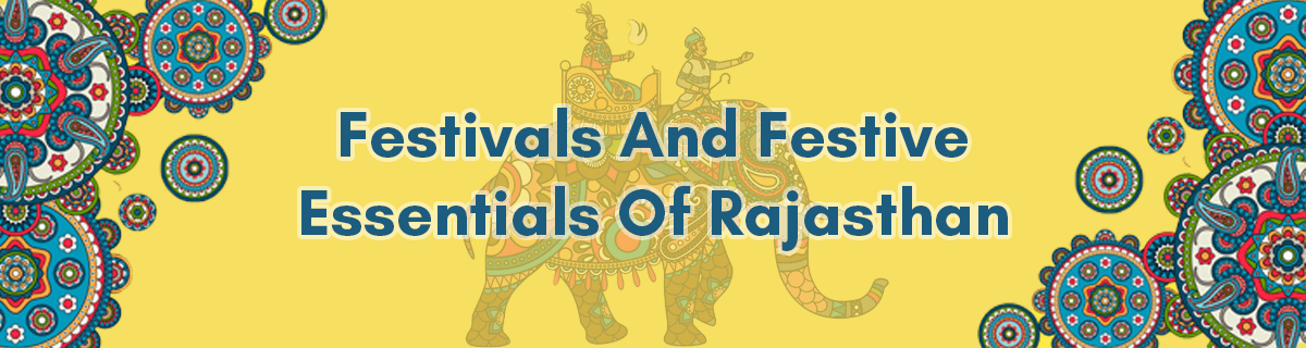 festival of Rajasthani traditions unravel